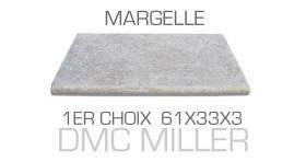Margelle 61x33x3cm Premier Choix Mix