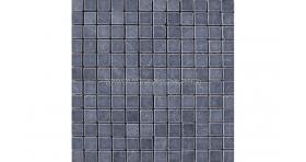 Mosaique Blue Stone 23x23mm sur trame de 30x30