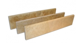 Travertin Carreaux 40x60 cm Premier choix Mix