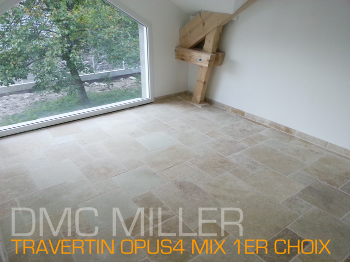 Travertin Opus 4 Dmc Miller
